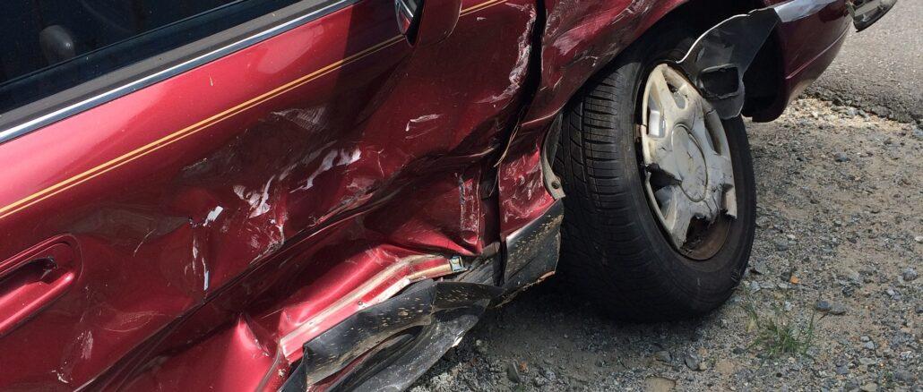 Unfall Katzwang